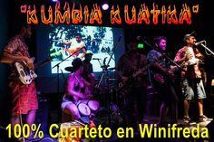 Sábado de carnavales en Winifreda