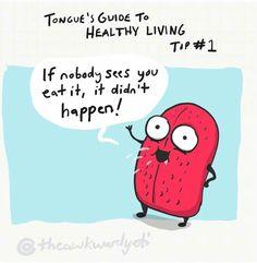 Tongue's philosophy Akward Yeti, The Awkward Yeti, Funny Cartoons, Funny Memes, Silly Jokes, Heart And Brain Comic, Funny Cute, Hilarious, I Love To Laugh