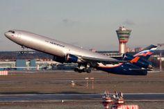 Aeroflot Cargo McDonnell Douglas MD-11F VP-BDR freighter