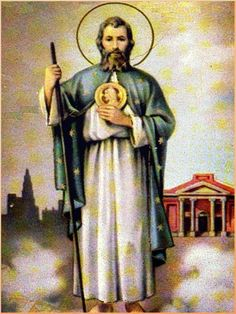 San Judas Tadeo, Apóstol de Cristo y Mártir glorioso, gran intercesor en todo problema difícil, hoy recurro a ti con mucha fe para p...