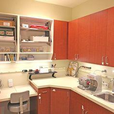 Dental Office Design by Design Ergonomics
