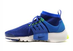"Nike Flyknit Presto ""Sprite"" And ""Cool Grey"" Releasing This Summer Page 3 of 5 - SneakerNews.com"