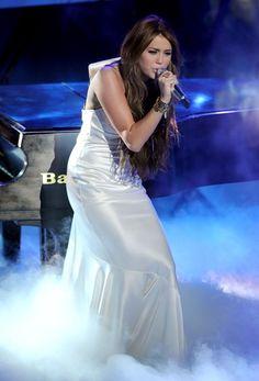 Miley Cyrus American Idol