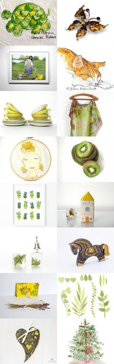A thought for you ¯`•.¸¸.❤  One by Nancy Ottati from RevesCreazioni on Etsy--Pinned with TreasuryPin.com