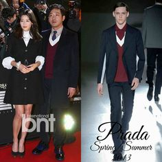 "The Derek's Blog: Ha Jung-Woo (하정우) en Prada – ""Berlin Files"" VIP Seoul Premiere"