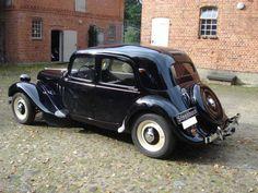 Citroën Traction Avant 11 BL - Citroën Traction Avant 11 BL Limousine 1952