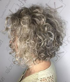Blonde Curly Hair, Curly Hair Cuts, Curly Hair Styles, Ash Blonde, Curly Perm, Perm Hair, Curly Bangs, Hair Perms, Frontal Hairstyles