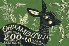Ornamentalia by Mia Charro on Creative Market