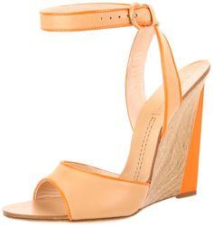 Casadei Women`s 1807 Wedge Sandal $251.32 (save $568.68) + Free Shipping