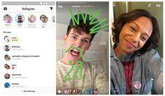 Instagram ahora permite enviar en forma privada fotos y vídeos efímeros a grupos y amigos