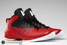 Dwyane Wade new Jordan Fly Wade 2 EV basketball shoes for the 2012 NBA Finals.