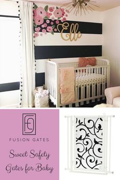 Designer Pet Baby Gates Interchangeable Art Screens