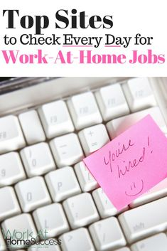 Not sure where to find legitimate work-at-home jobs? Here are sites you can search daily to find work. Legit Work From Home, Legitimate Work From Home, Work From Home Moms, Earn Money From Home, Way To Make Money, Trade Finance, Finance Business, Finance Jobs, Online Business