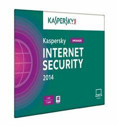 Kaspersky Internet Security 2014 Upgrade - 1 PC  (Frustfreie Verpackung) von Kaspersky Lab, http://www.amazon.de/dp/B00DNUKK6S/ref=cm_sw_r_pi_dp_mlxctb0W4CAPY