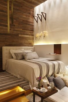 With first quarter gone, and with it giant European interior decor fairs, it's now easy to clearly define the Master Bedroom Trends 2017 Bedroom Trends, Interior Design, House Interior, House Rooms, Bedroom Decor, Bedroom Interior, Home Bedroom, Home Decor, Luxurious Bedrooms