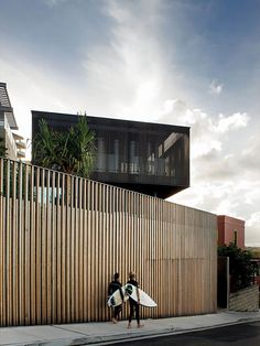 Architecture Inspiration of the day Freshwater House by Chenchow Little Architects in Sydney Australia. What a beautifully elegant scheme! Image by . Architecture Résidentielle, Australian Architecture, Contemporary Architecture, Minimalist Architecture, Chinese Architecture, Futuristic Architecture, Sustainable Architecture, Contemporary Design, Little Architects