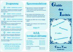 Un guide pratique pour les invités au mariage