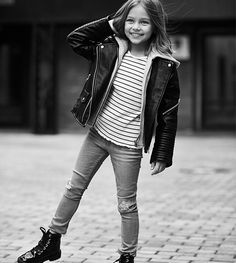9 Year Old Model, Little Fashion, Kids Fashion, Anastasia Knyazeva, Anna Pavaga, Russian Models, Young Models, Baby Winter, Mini Me