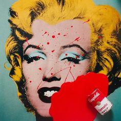 #Tylershields #Provocateur #PopArt #Contemporary #Art #Imitatemodern