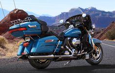 2014 Harley-Davidson® FLHTK - Electra Glide® Ultra Limited Stock: H6133   Surdyke Harley-Davidson®