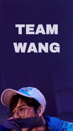 #teamwang #teamwangwallpaper  #jacksonwang #jacksonwangwallpaper #got7 #kpopwallpaper Got7, K Pop Wallpaper, Pentagon