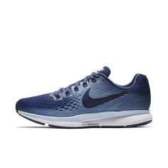 Nike Air Zoom Pegasus 34 Women's Running Shoe Size 11.5 (Blue)