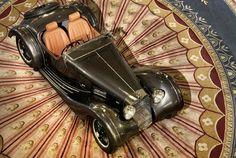 Raro Atalanta de 1937 renasce com tecnologia e segurança de carro moderno - Atalanta/Divulgação