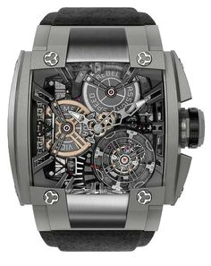 Magnum 540 Grand Tourbillon Titanium Rebellion часы Magnum 540 Grand Tourbillon Titanium