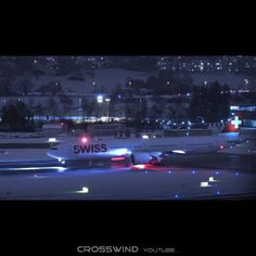 "Gefällt 13 Mal, 0 Kommentare - Bruno Lauper (@brunoboeing787) auf Instagram: ""Snowy Night Action Night Planespotting Zurich Airport • Full Video OUT NOW on YOUTUBE by crosswind…"" Videos, Aviation, Concert, Youtube, Instagram, Recital, Concerts, Youtubers, Aircraft"