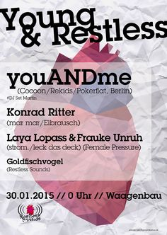 30.01.2015 youANDme @ Young & Restless