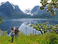 Far away - and yet close to home - in the beauty of the Norwegian fjords - Europe - Travel - The Independent