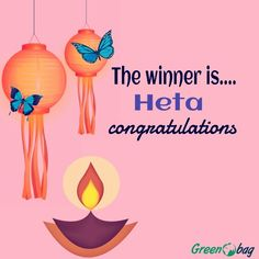 The winner is..... Heta congratulations send us your details to redeem your prize :)