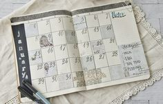 The 5 Must-Haves for Planners and Bullet Journals   Somerset Place The Official Blog of Stampington  Company