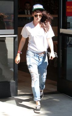 ¿Kristen Stewart vive con su nueva pareja?