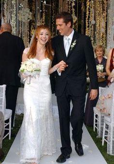 Katie hannigan wedding