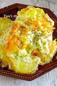 フライパンだけで完成♡『ホックホク♡ポテトグラタン』 by Yuu | レシピサイト「Nadia | ナディア」プロの料理を無料で検索