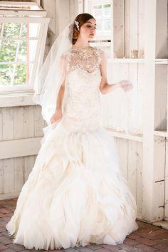 Sareh Nouri 2014 Bridal Collection
