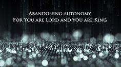 Autonomy by Simon Triffitt