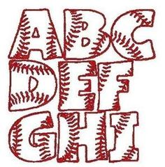 letter g with baseball stitching - Yahoo Image Search Results