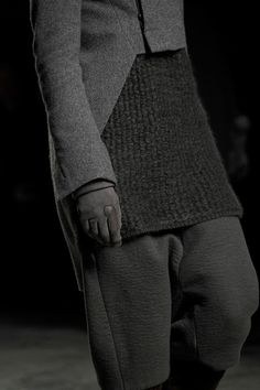 Rick Owens fall 2011 'LIMO'
