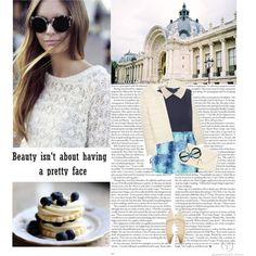 """""""Beauty isn't about having a pretty face"""" by sirius-black on Polyvore"""