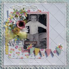 Sweet Memories - Scrapbook.com
