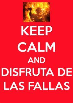 Ya son Fallas en Valencia