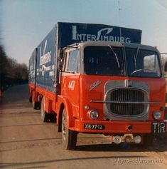 Commercial Vehicle, Fiat, Volvo, Tractor, Trailers, Retro, Vehicles, Shopping, Antique Cars