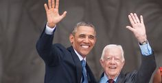 Jimmy Carter Urges Barack Obama to Divide the Land of Israel at the United Nations Before January Jimmy Carter, Vladimir Poutine, U Tube, Jesus Is Coming, Old And New Testament, Nobel Peace Prize, Foreign Policy, Former President, Us Presidents
