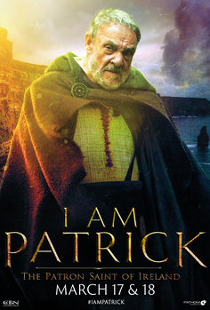 """I AM PATRICK is a captivating docudrama in which renowned, veteran actor, Jonathan Rhys-Davies (LORD OF THE RINGS) performs the older Patrick. Based on original, primary documents (Patrick's life is one of the best documented from the early Christian centuries), the title of this inspiring movie is taken from Patrick's own autobiography which begins with the words """"I AM PATRICK"""". Christian Films, Early Christian, Go To Movies, Family Movies, Inspirational Movies, Legends And Myths, Identity In Christ, Film Base, Amazon Prime Video"""