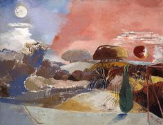 Paul Nash, The Elements, Dulwich Picture Gallery Henry Moore, Dulwich Picture Gallery, English Artists, British Artists, London Art, Art Google, Landscape Paintings, Modern Paintings, Images