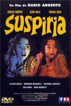 Dario Argento's SUSPIRIA