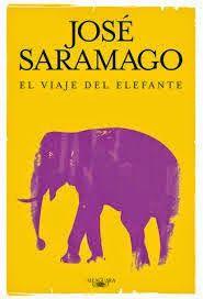 My Frozen Words: El viaje del elefante - José Saramago