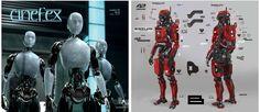 elysium robots - Pesquisa Google